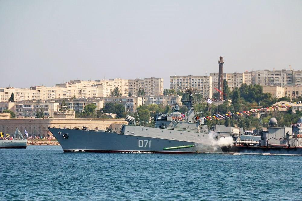 С днем черноморского флота россии