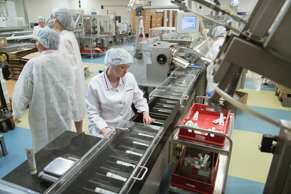 Фабрика зубной пасты окуловка вакансии